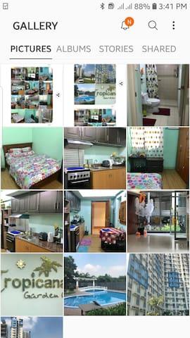 Fully furnished unit
