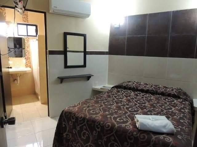 Habitacion de Hotel2 café y palomitas 8 min playa2