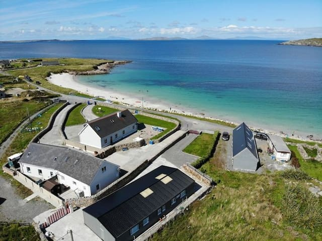 Beach House Cleggan