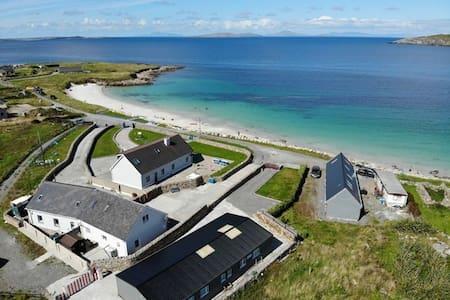 Beach House Cleggan