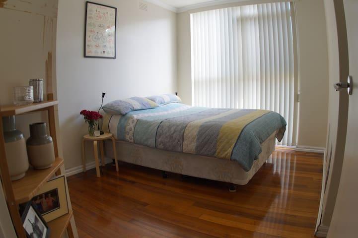 Convenient, comfortable room in Armadale - Armadale - Apartamento