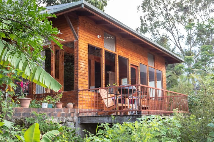 Cabin chi-ya Lake Atitlan
