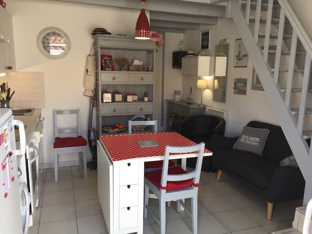 Ma maison au Vieil. - ノワールムーティエ・アン・リル - 一軒家