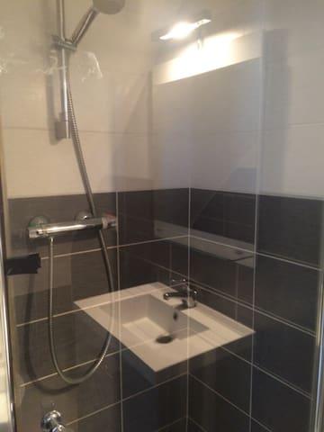 Studio privatif avec salle de bain privée - Rennes - Leilighet