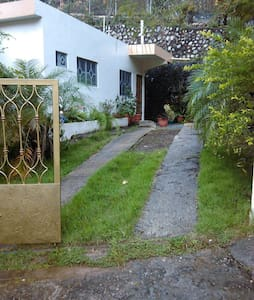 Cozy 1 bedroom  apt on quiet street - Samana  - Apartment