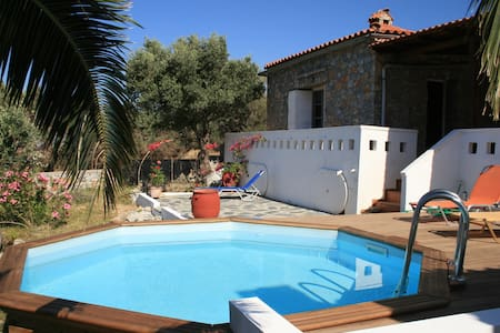 Preveli House & Garden Apartment - Agia Paraskevi - Villa