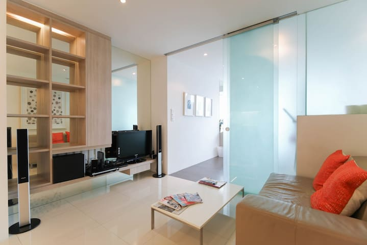 Stunning apartment at Clarke Quay - Singapur - Pis