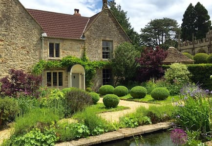 THE OLD VICARAGE, nr Bath, Somerset - Bath - Bed & Breakfast