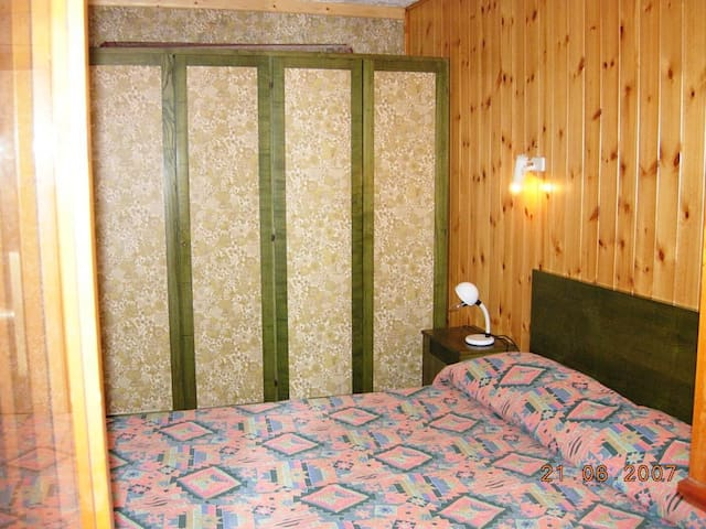 BILOCALE A PIAN TERRENO - Folgarida - Appartement