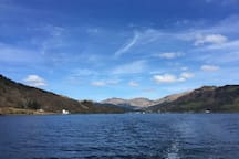 On Loch Goil