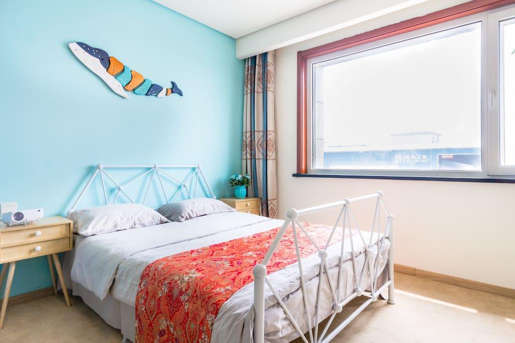一客一换的富安娜床上用品,保证你舒适的睡眠。