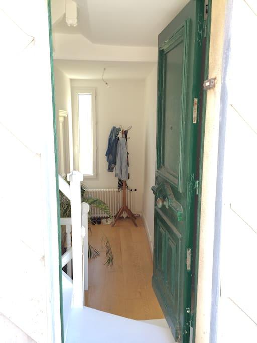 Entrée de la maison - House Entrance