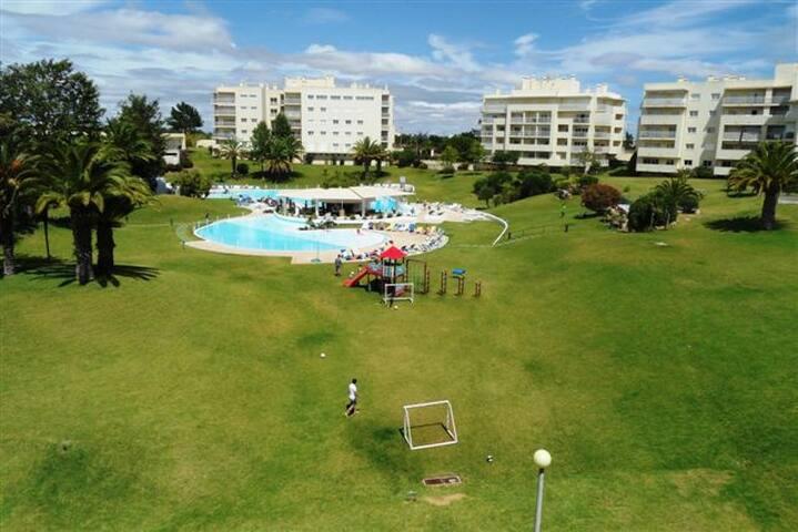 Holidays near beach with pool - Alvor - Apartment