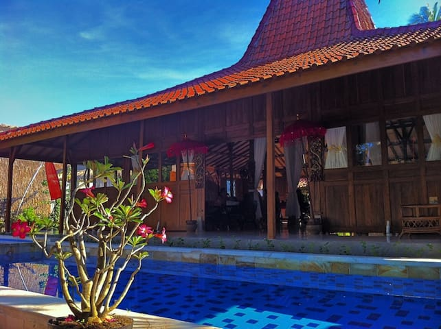 Omah Gili Accomodation - Pemenang - Μπανγκαλόου