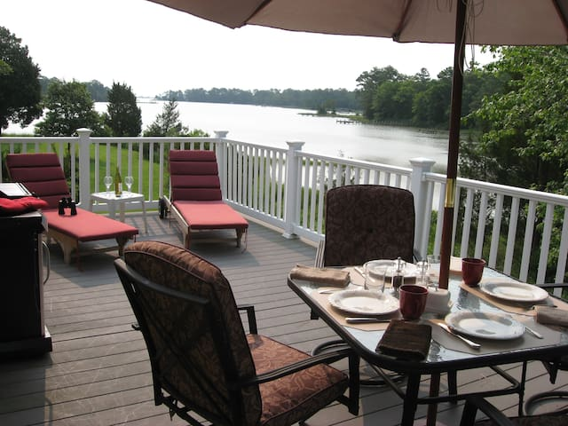 """Carriage House at Whippoorwill """"Waterfront"""""""