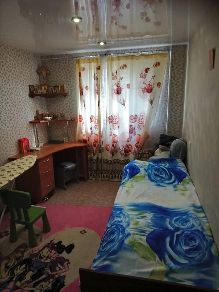 Комната в Пгт