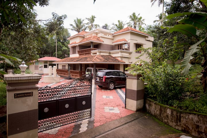 Laskhmi Vilasam - A Beautiful Homestay Villa!