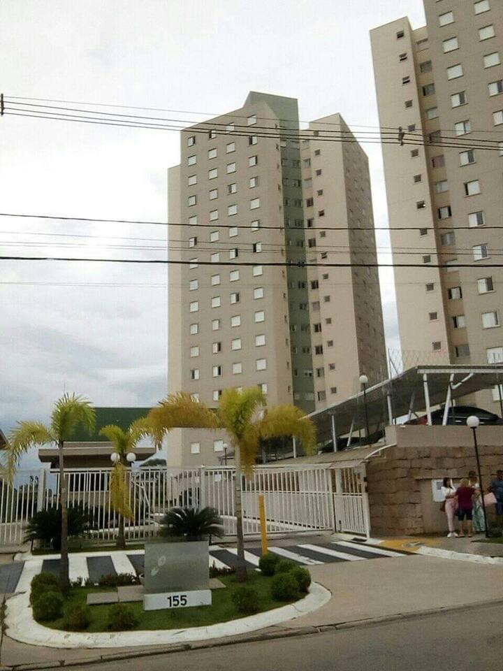 Apartamento para temporada com vista ecológica!
