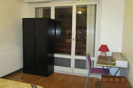 2 personnes 20 mn Châtelet/Halles - Villeneuve-la-Garenne - Apartment