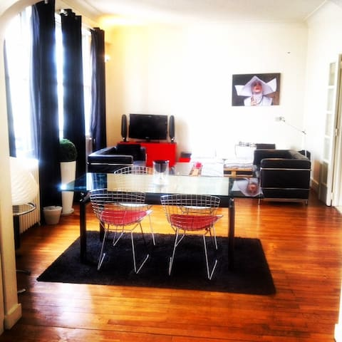 Hyper centre, contemporain, Nantes - Nantes - Apartment