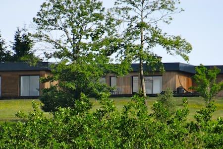 Chambre d'hôtes - La Canopée 19 - Lamazière-Basse - Inap sarapan
