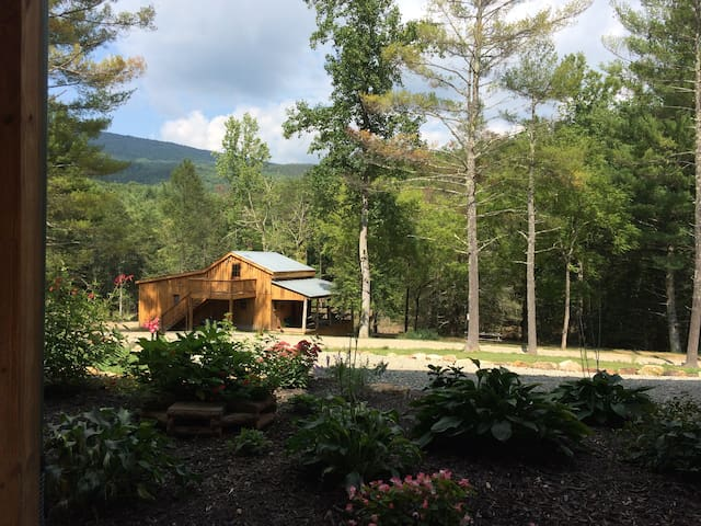 Cabin at Mountain Shepherd! - Catawba - Kabin