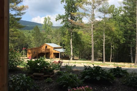 Cabin at Mountain Shepherd! - Catawba