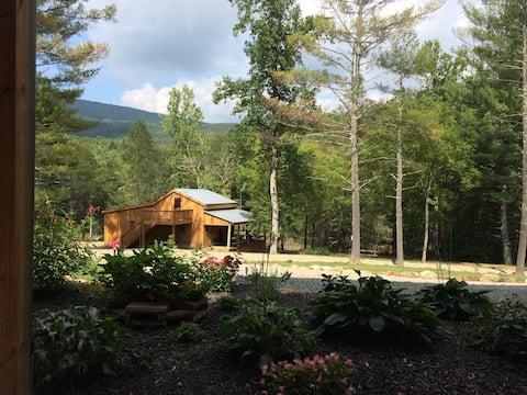 Cabin at Mountain Shepherd