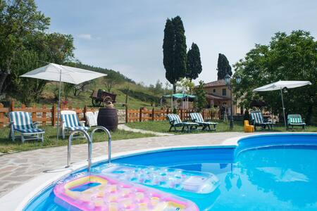 bed and breakfast elisir Toscana - San Piero a Sieve - Bed & Breakfast
