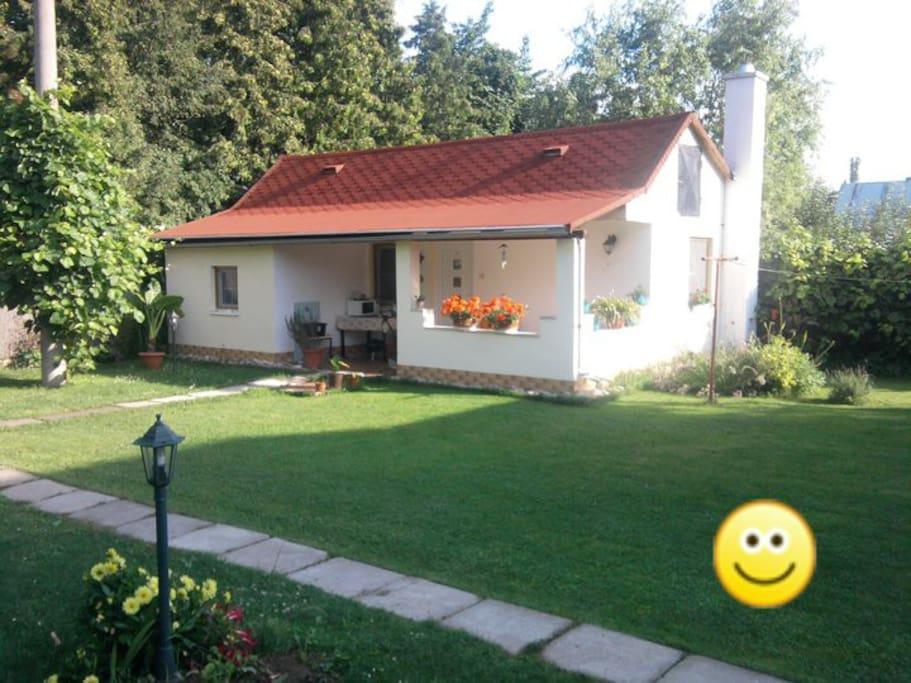 Garden House itself