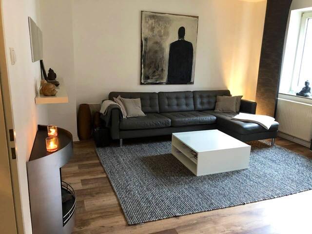 Moderne Wohnung im Herzen von Münster