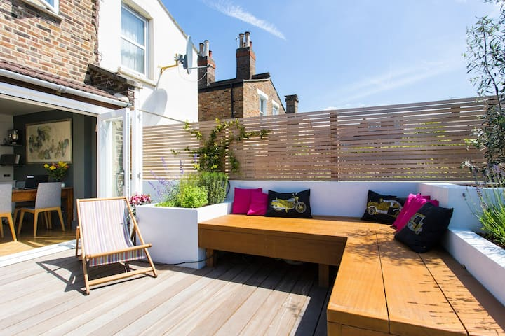 2 BR house 2mins from Victoria line - Londres - Casa