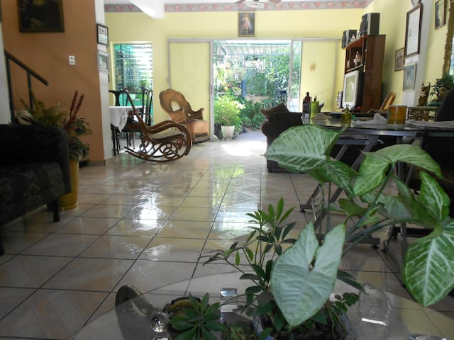 Beautiful House Near Downtown  - San Salvador
