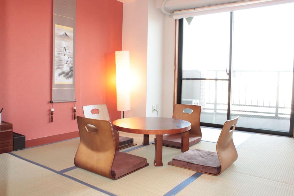 Japanse style room