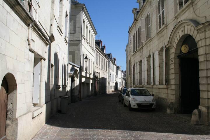 Studio centre ville - Saumur - Apartament