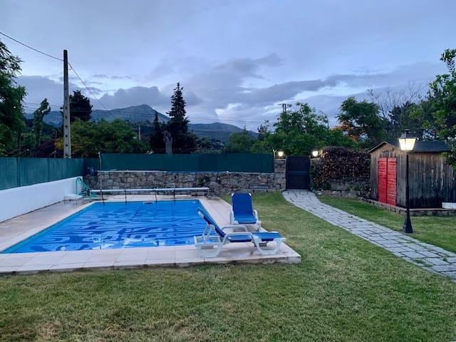 Tu Refugio | Descanso y Conexión en Madrid Sierra.