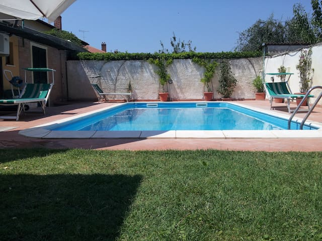 Single-room +swimming p. near sea - Rosignano Solvay-Castiglioncello - Rumah
