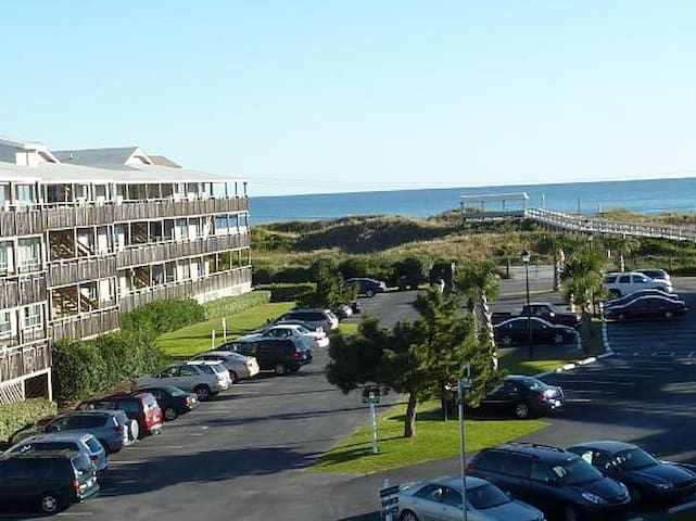 Ocean Beach Condo Peppertree Resort - 2 Bedroom - Atlantic Beach - Apartament