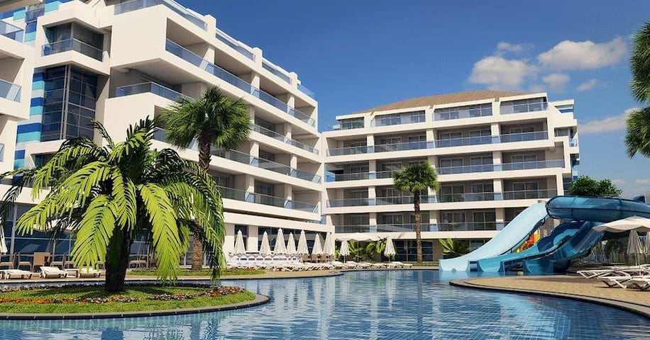 Crystal River, Alanya/Oba, Turkey. - Alanya (Cikcilli/Oba) - Appartement