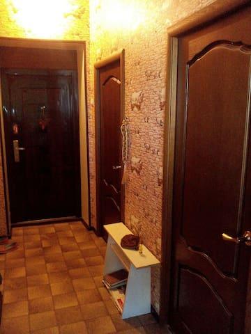 Миниатюрное уютное  пространство - Мга - Apartament