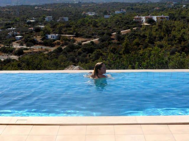 Villa Hibiscus - Wonderful Crete! - Kalo Chorio - Villa