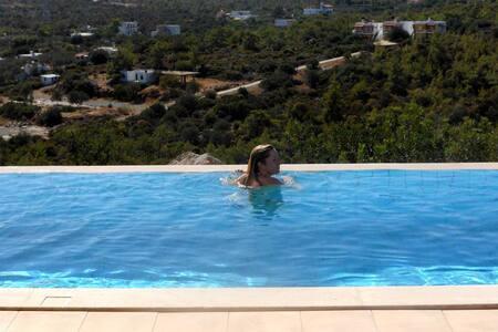 Villa Hibiscus - Wonderful Crete! - Kalo Chorio