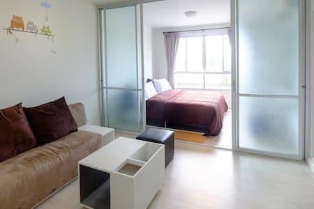 Sansiri D condo Sign A room 234/17 - Meaung - Apartamento