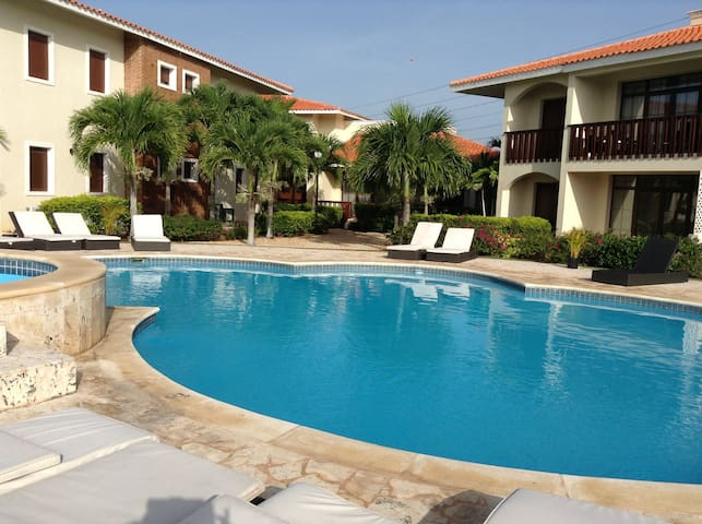 Beautiful condo located in metro country club R.D - San Pedro De Macoris