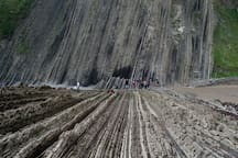 Flysch de Zumaya   -El susurro de las piedras-  (40 min).
