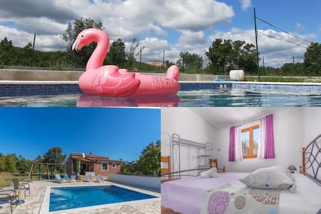 Holiday house Vlastelica/pool/full privacy