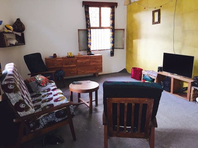 Centrally & cozy StonetownRoom - Zanzibar - Appartement