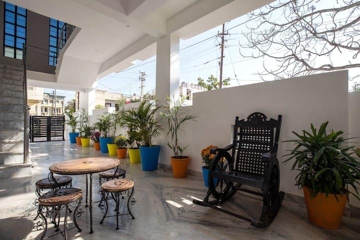 Gharana- luxurious and spacious 3 bedroom set