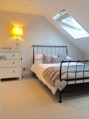 Spacious private room in Barnes - London - Lakás