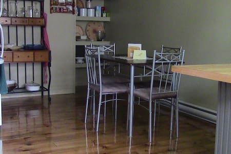 Walk to Downtown/Upper LevelSleeps4 - Moncton - Apartament